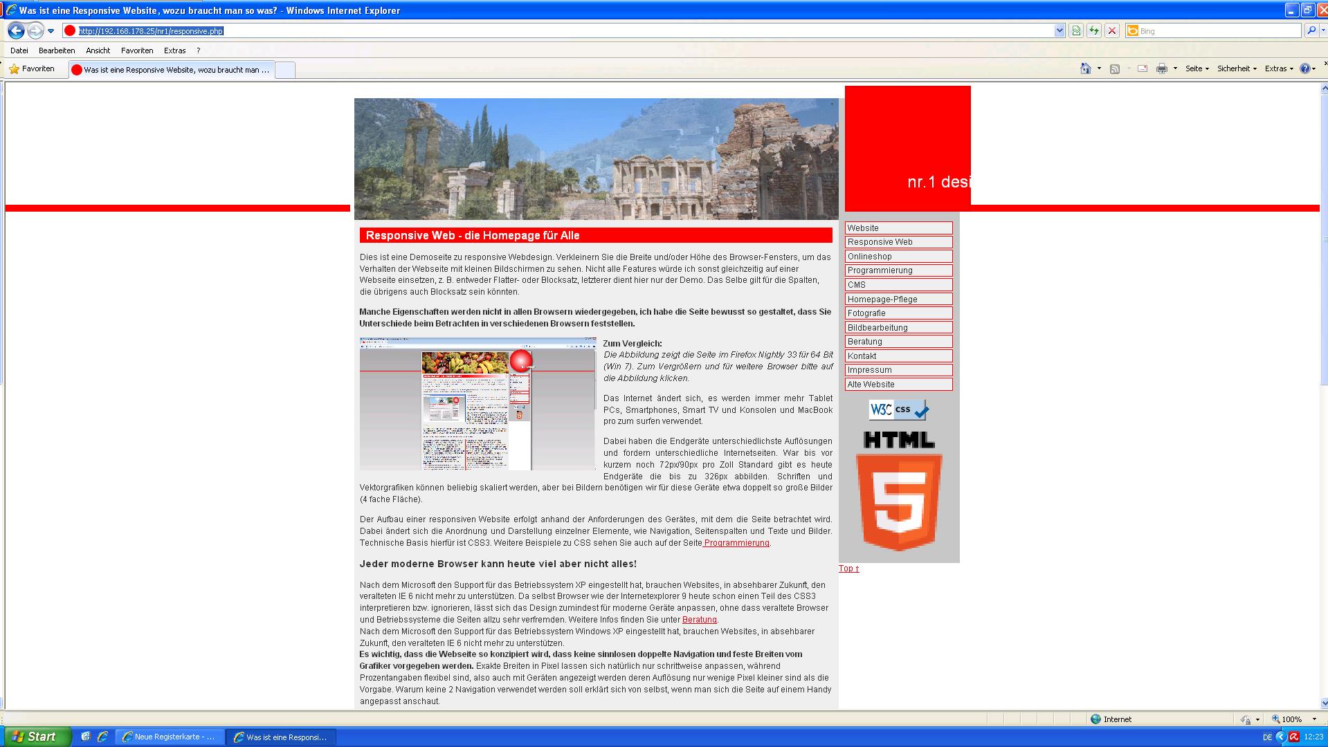 Welche Internet Explorer Version Habe Ich